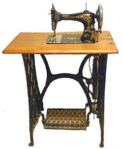 The History of the Sewing Machine - Elias Howe and Isaac